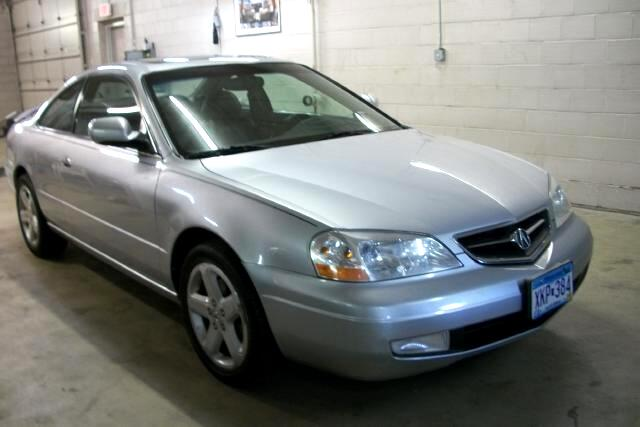Acura CL 3.2CL Type-S with Nav. System 2001