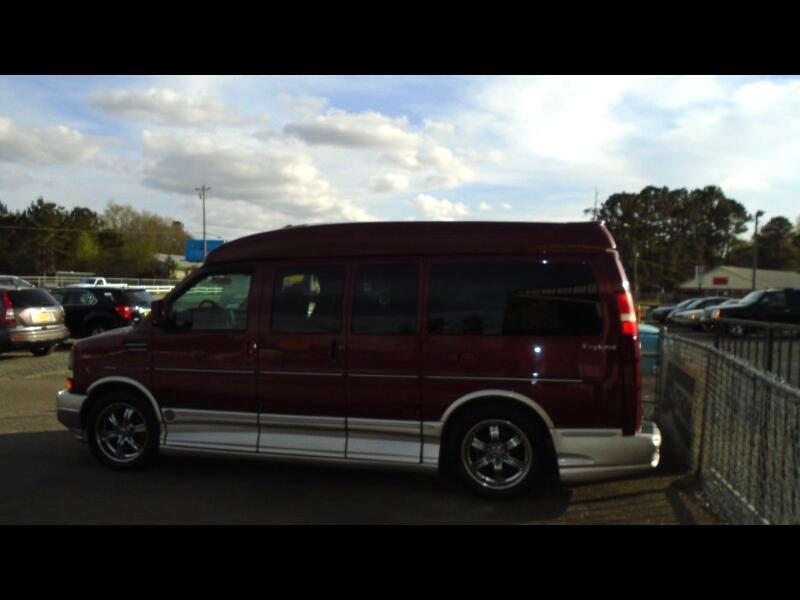 2009 Chevrolet Express 1500 AWD Cargo
