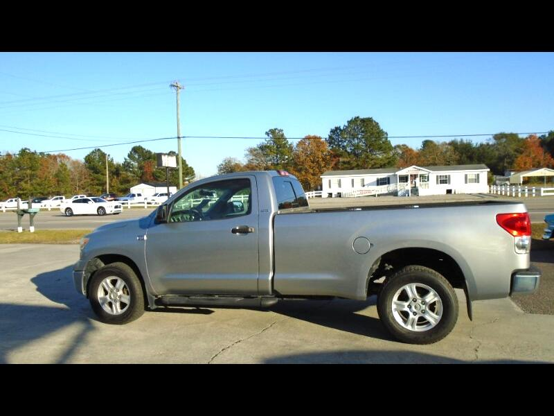 Toyota Tundra Base 4.7L Long Bed 4WD 2008