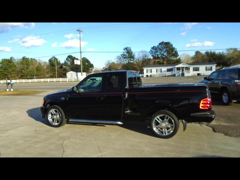 Ford F-150 XL SuperCab Flareside 2WD 2000