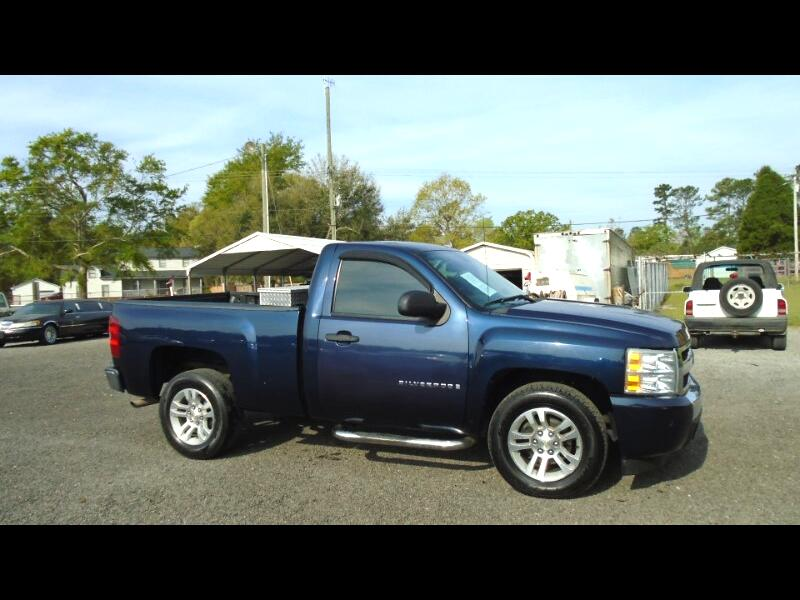 Chevrolet Silverado 1500 LT1 Long Box 2WD 2009