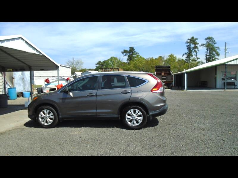 Honda CR-V EX-L 2WD 5-Speed AT 2013