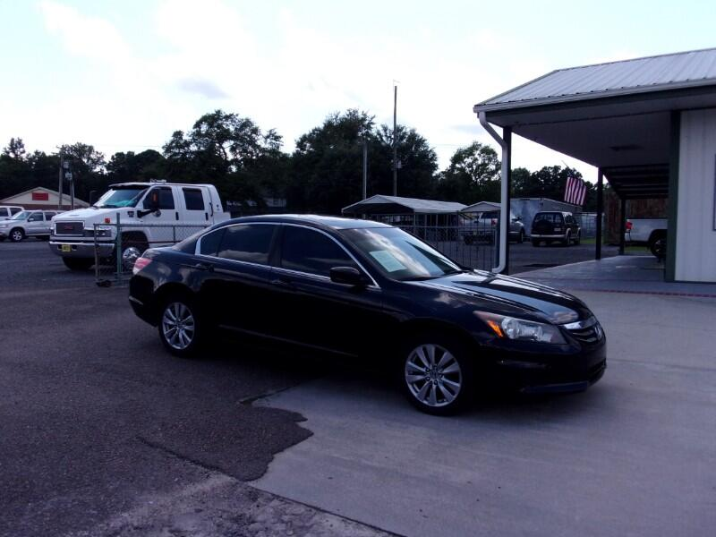 Honda Accord EX Sedan AT 2012