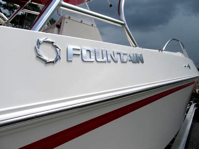 Fountain Sport Fish  2005