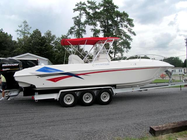 2005 Fountain Sport Fish
