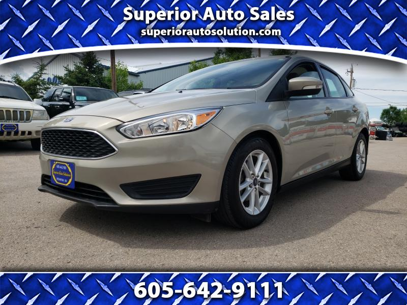 2016 Ford Focus 4dr Sdn LX