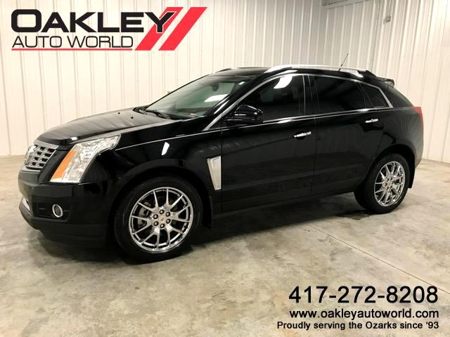 2013 Cadillac SRX AWD Premium Collection