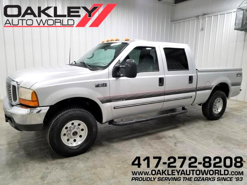 2000 Ford F-250 SD XLT Crew Cab Short Bed