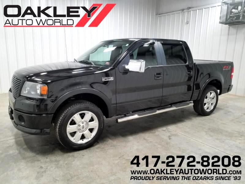 2007 Ford F-150 FX2 SuperCrew