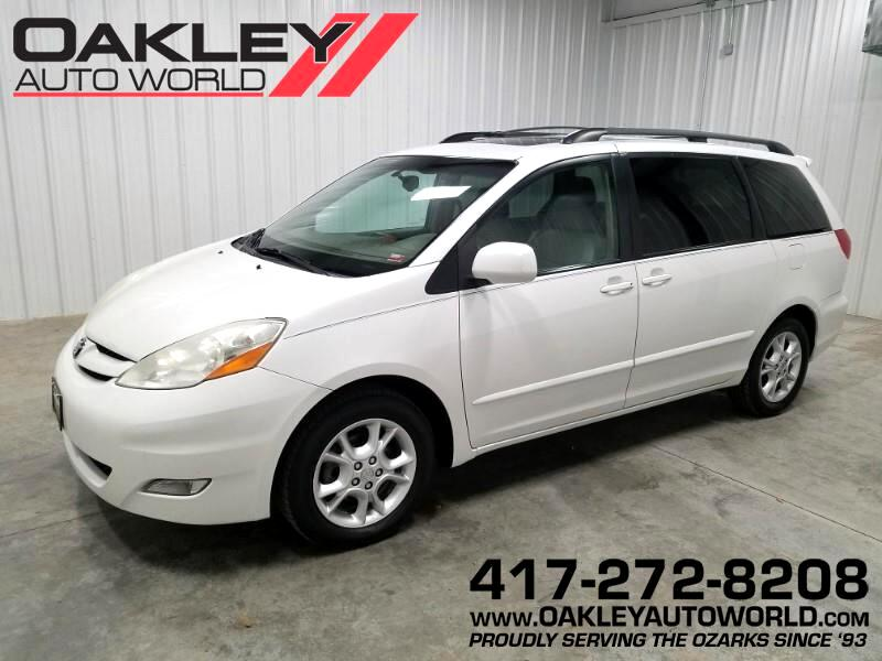 used 2006 toyota sienna xle for sale in branson west mo. Black Bedroom Furniture Sets. Home Design Ideas