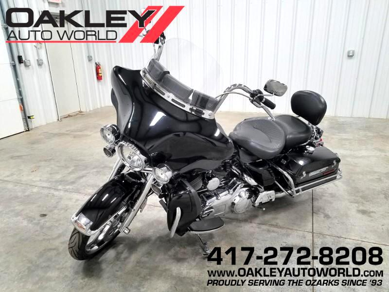2008 Harley-Davidson FLHTP Electric Glide