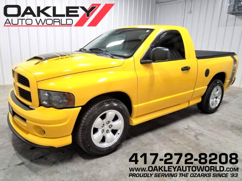 2004 Dodge Ram 1500 Limited Edition Rumble Bee