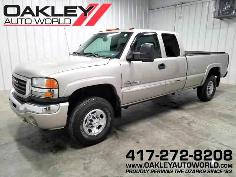 2007 GMC Sierra Classic 2500HD Extended Cab