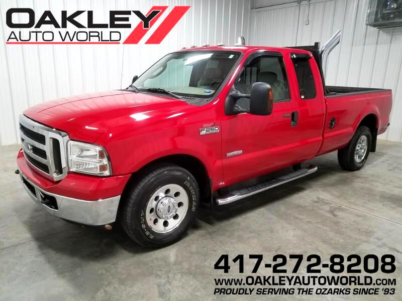 2005 Ford F-250 SD XLT