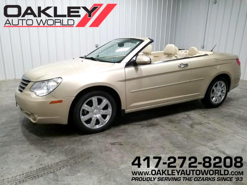 2010 Chrysler Sebring Convertible Limited