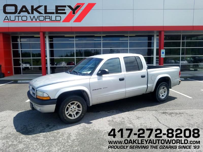 2002 Dodge Dakota Sport Quad Cab