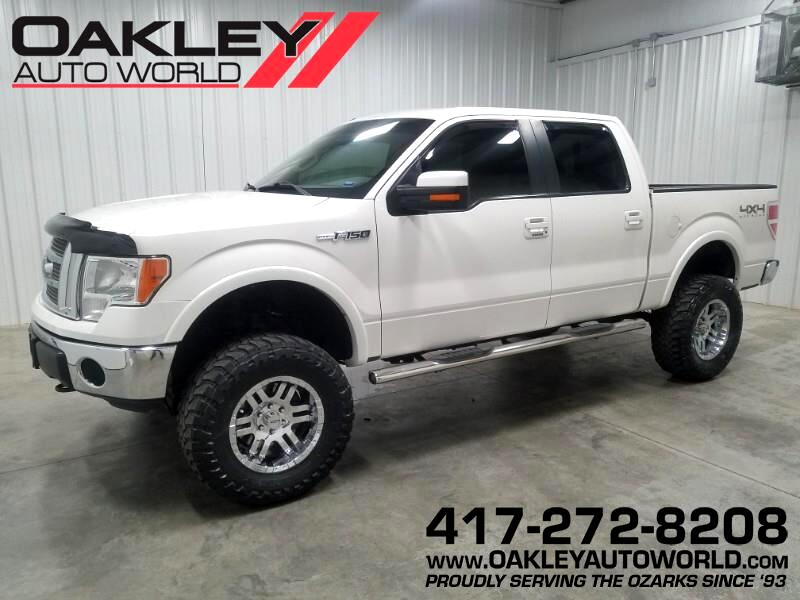 2012 Ford F-150 Lariat Supercrew 4WD