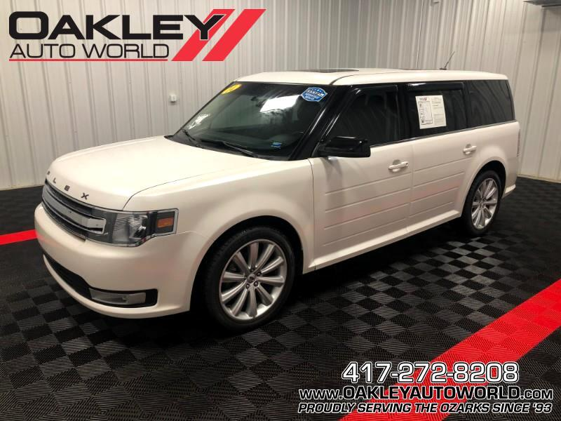 Ford Flex SEL AWD 2014