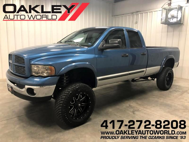 2004 Dodge Ram 2500 Quad Cab Long Bed 4WD