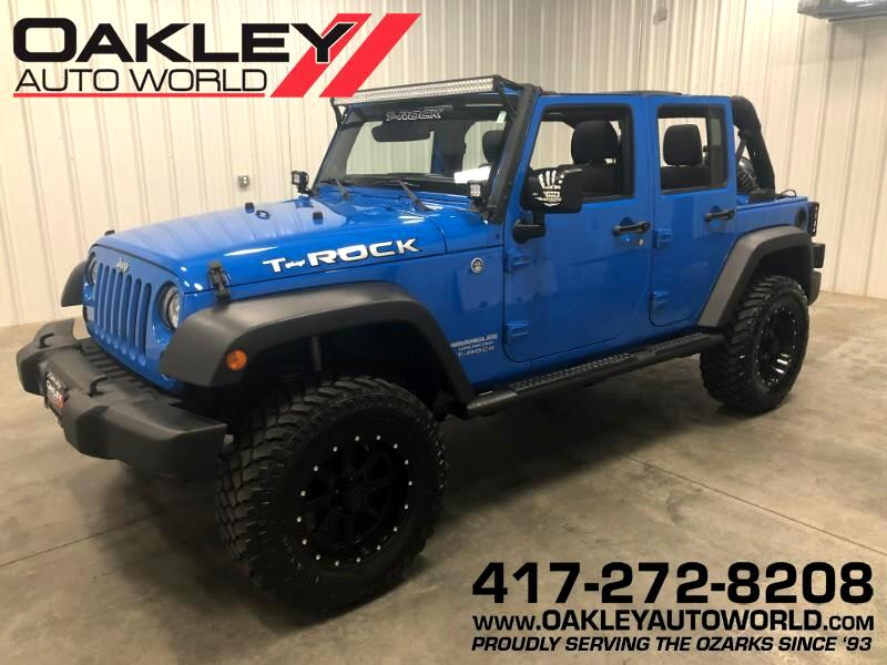 2011 Jeep Wrangler Unlimited Sport 4WD T-ROCK Edition