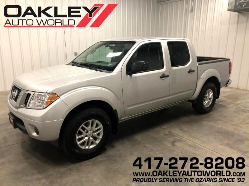 2019 Nissan Frontier SV Crew Cab 4WD