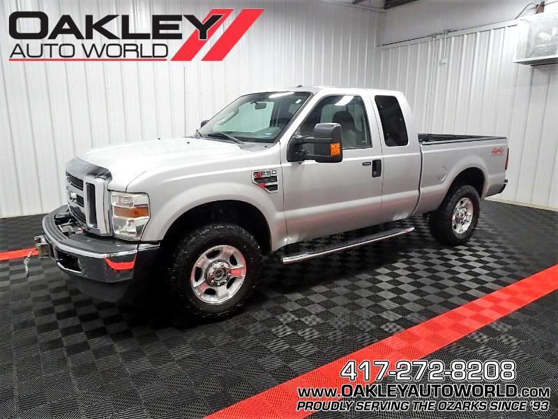 Ford F-250 SD XLT SuperCab 4WD 2009