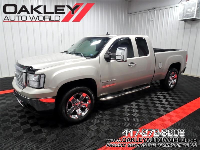 GMC Sierra 1500 SLE Ext. Cab Short Bed 2WD 2008