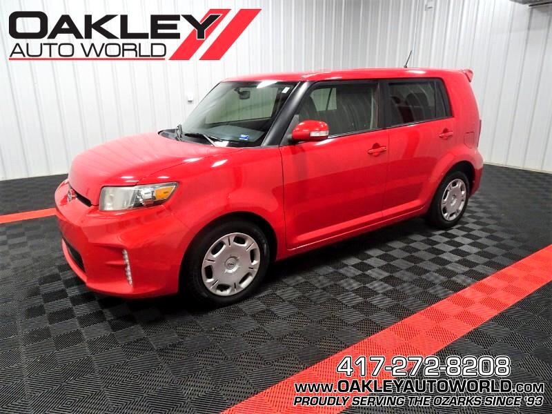 Scion xB 5dr Wgn Auto (Natl) 2014