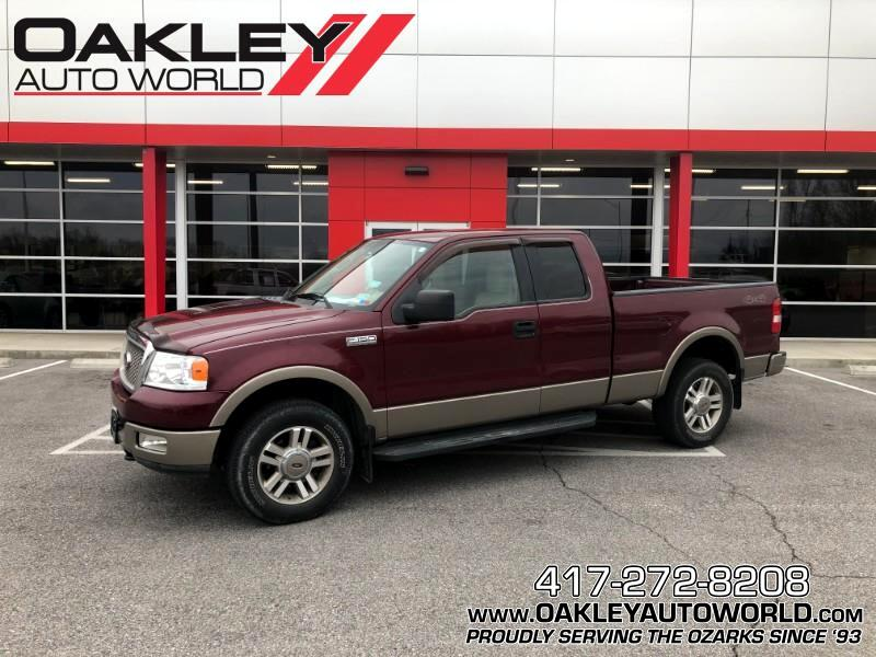 Ford F-150 Lariat SuperCab 4WD 2005