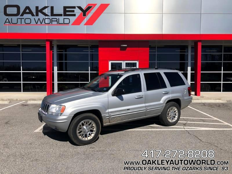 Jeep Grand Cherokee 4dr Limited 4WD 2002