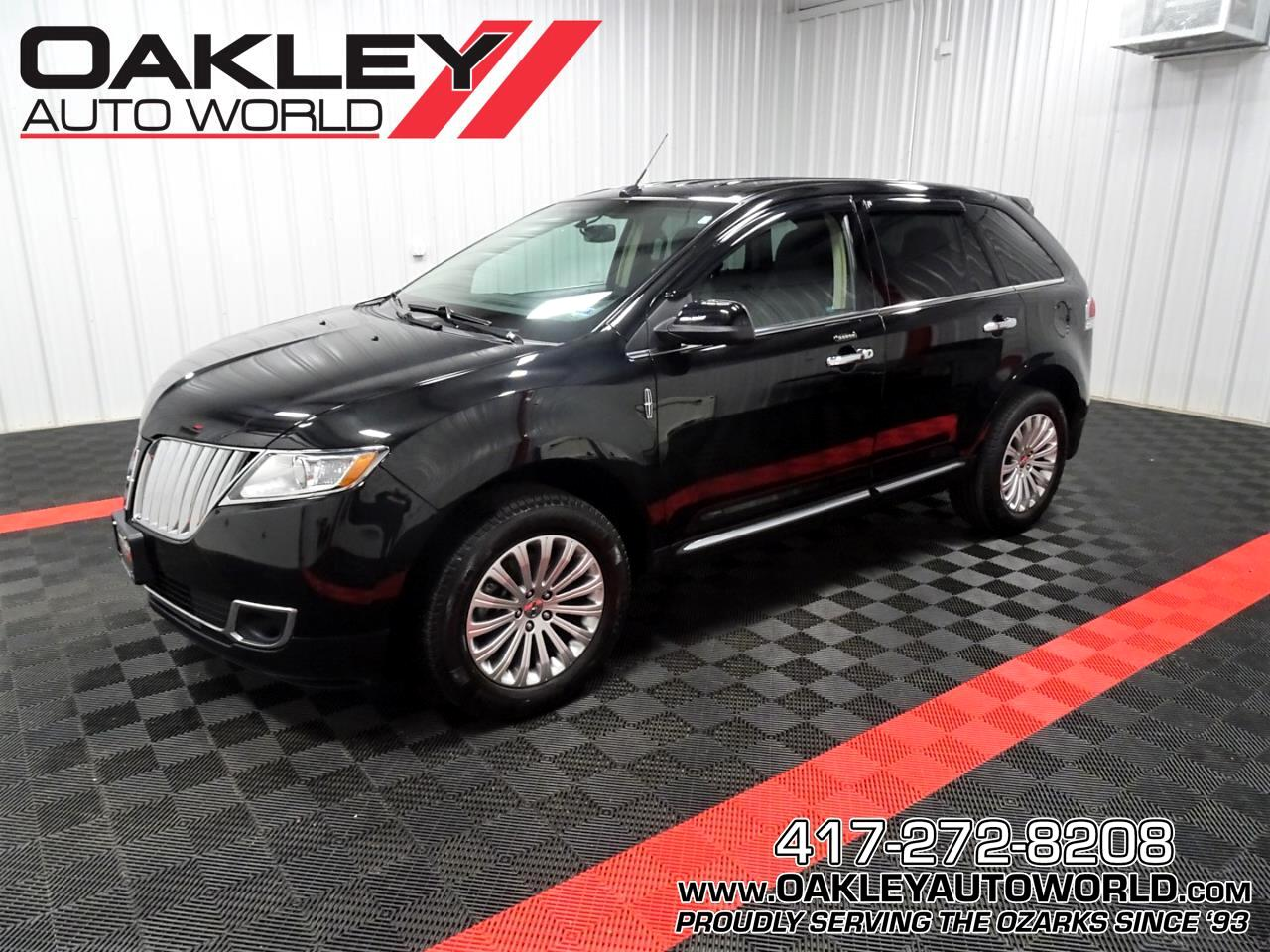 Lincoln MKX  2013