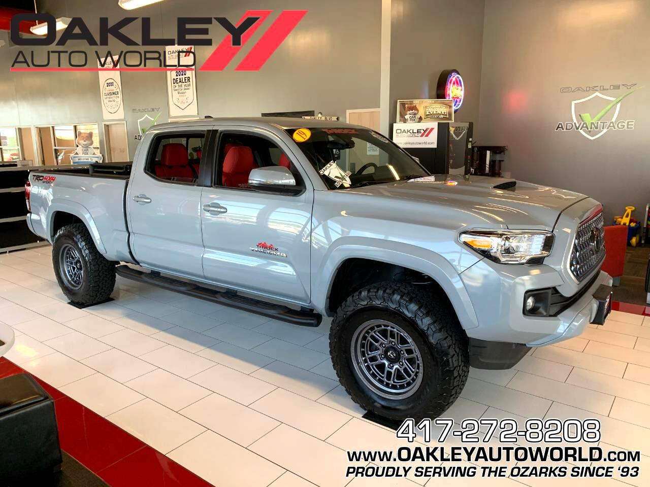 Toyota Tacoma 4WD TRD Sport Double Cab 6' Bed V6 AT (Natl) 2019