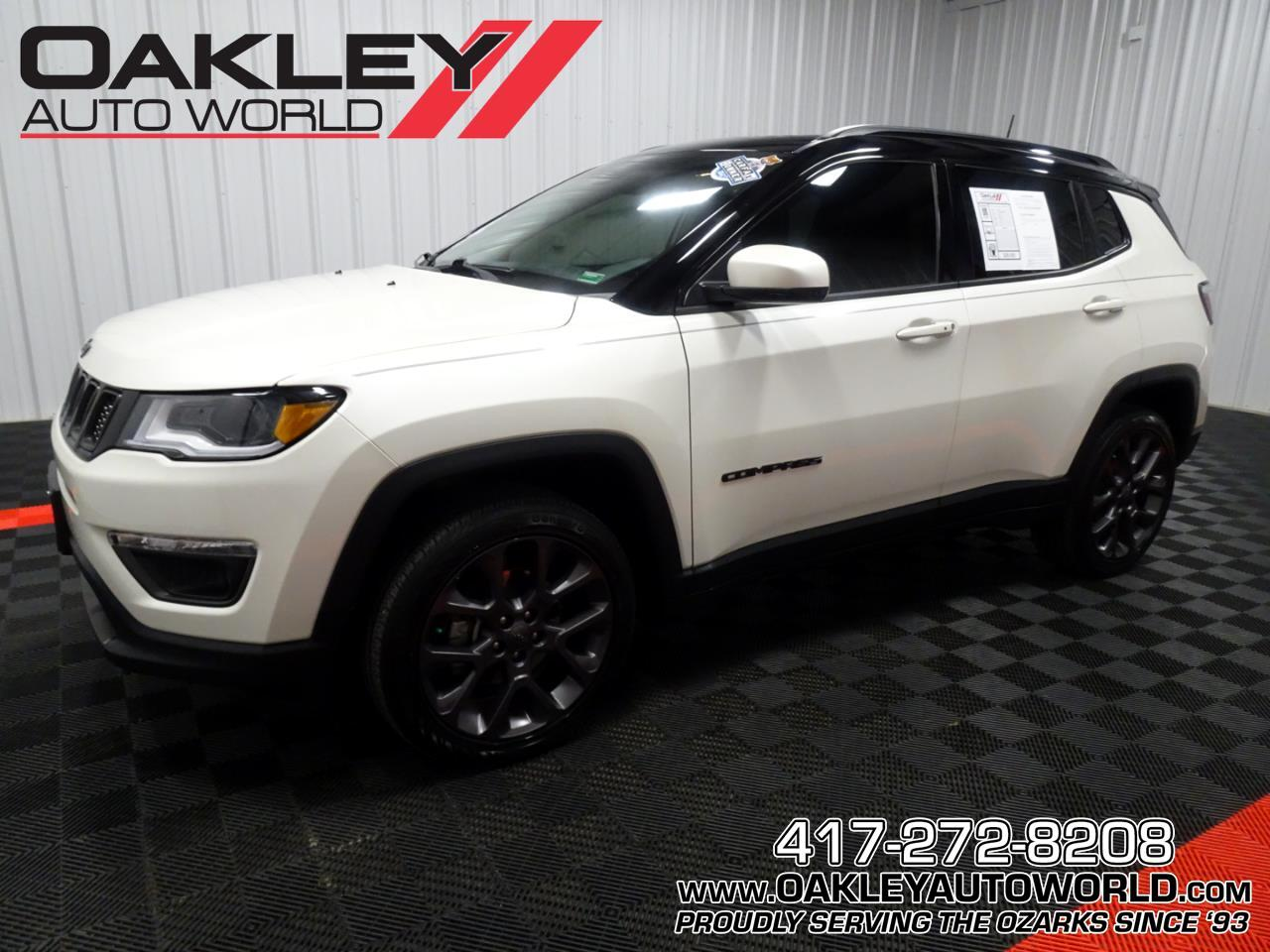 Jeep Compass High Altitude 4x4 2019