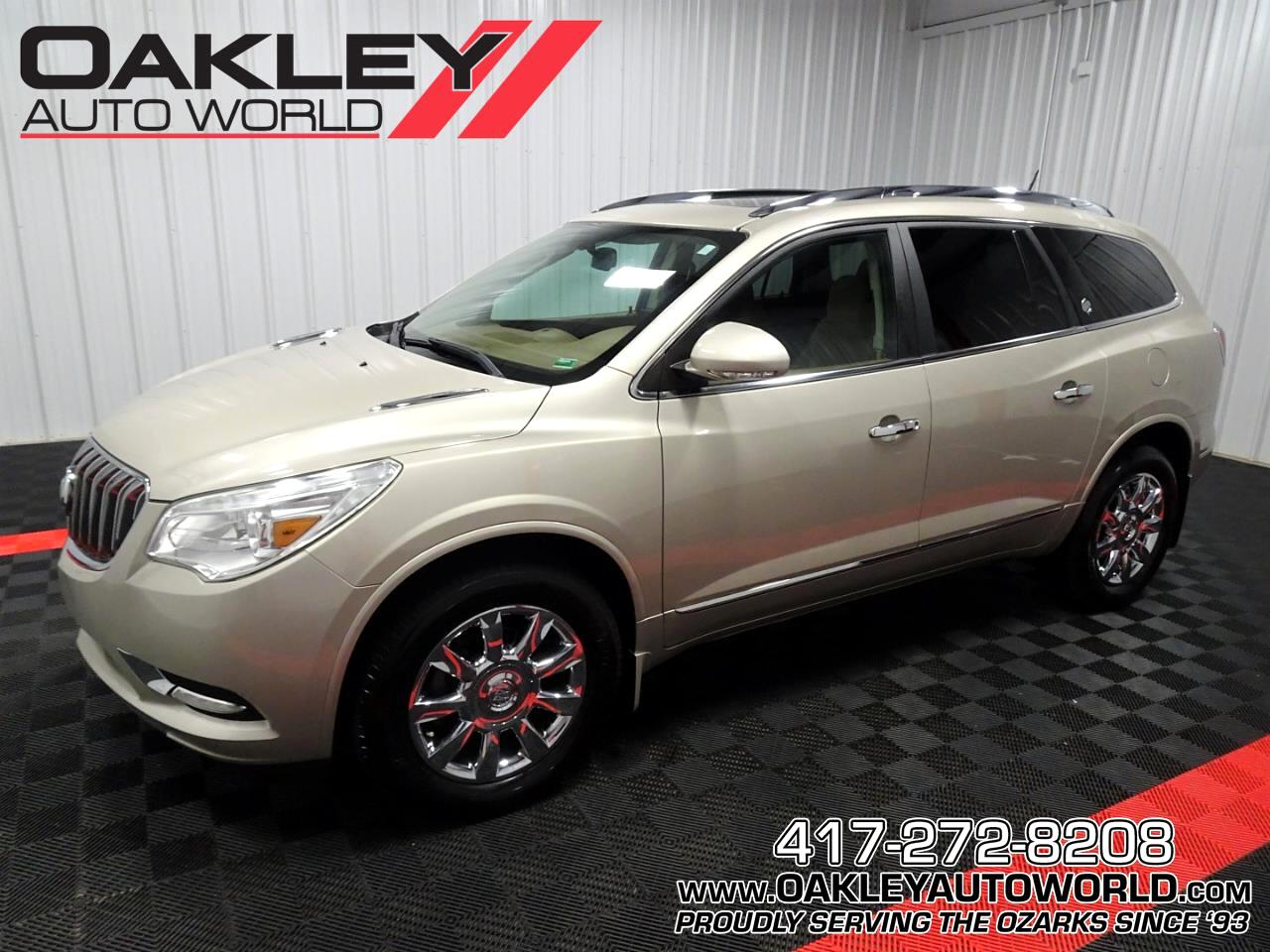 Buick Enclave FWD 4dr Leather 2016