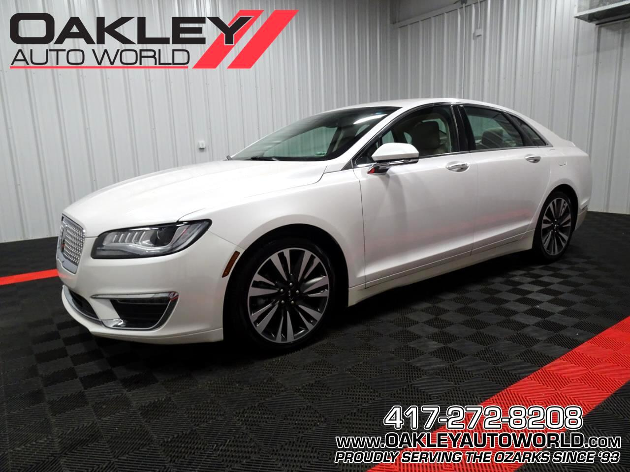 Lincoln MKZ Reserve FWD 2018