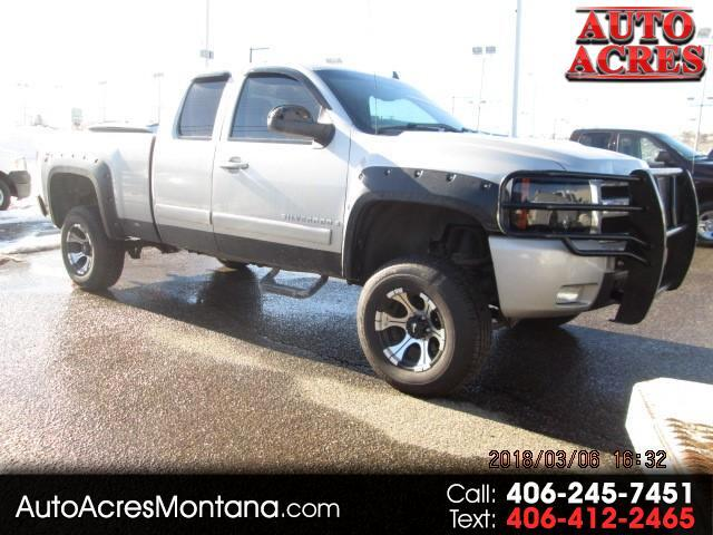 2007 Chevrolet Silverado 1500 LTZ Ext. Cab Short Box 4WD
