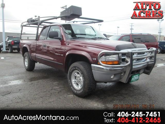 2000 Dodge Dakota Club Cab 4WD