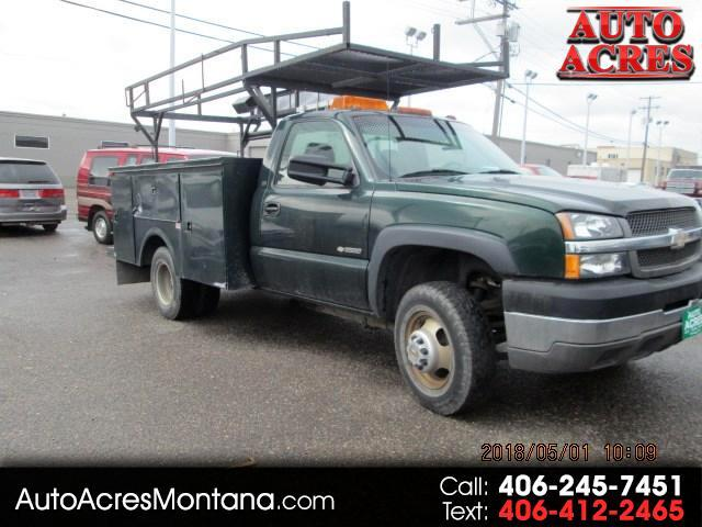 2003 Chevrolet Silverado 3500 Regular Cab 2WD