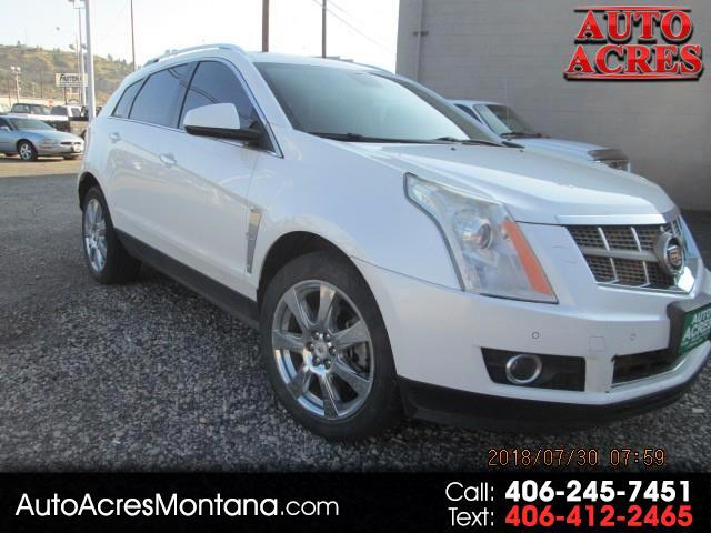 2010 Cadillac SRX AWD Turbo Performance Collection