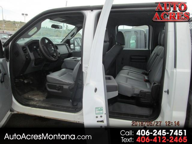 2013 Ford F-350 SD XL Crew Cab Short Bed 4WD