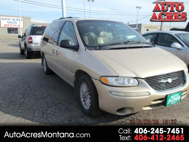 1999 Chrysler Town & Country LX AWD