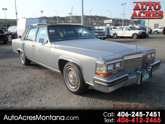 1989 Cadillac Brougham D'elegance