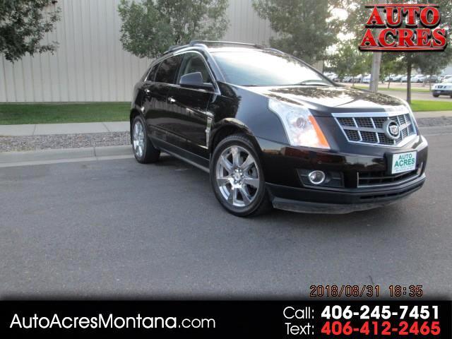 2010 Cadillac SRX Premium Collection AWD