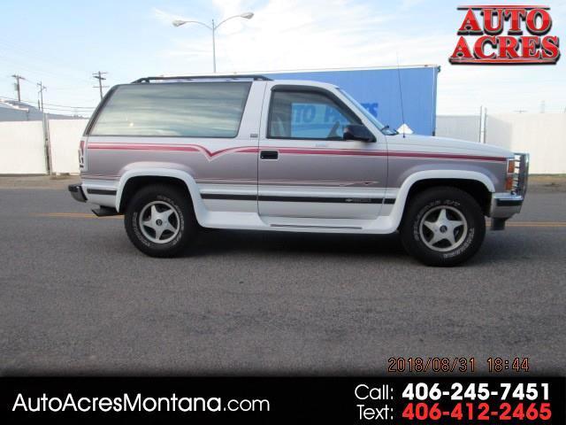 1993 Chevrolet Blazer K1500 4WD