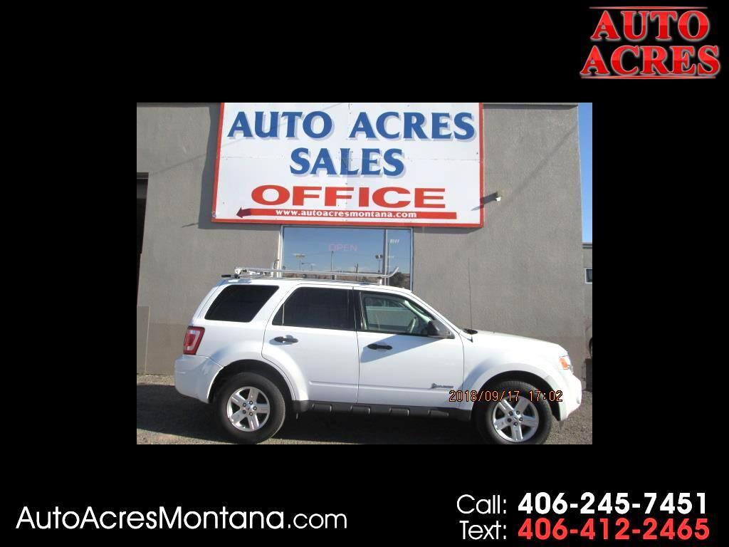 2012 Ford Escape FWD 4dr Hybrid