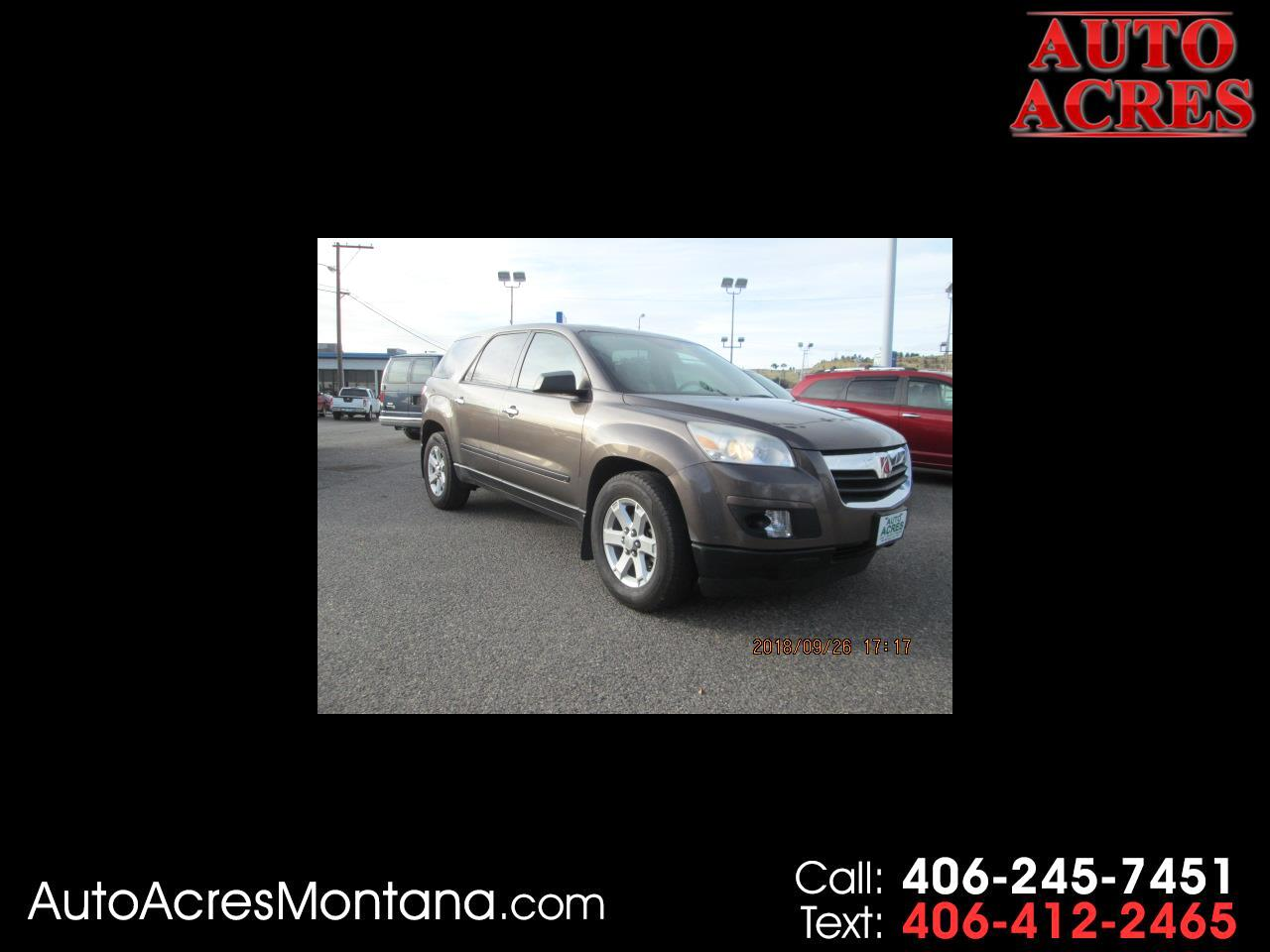 2008 Saturn Outlook AWD 4dr XE