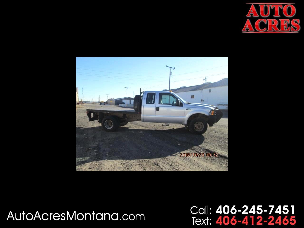 "2001 Ford Super Duty F-350 DRW SuperCab 162"" WB Lariat 4WD"