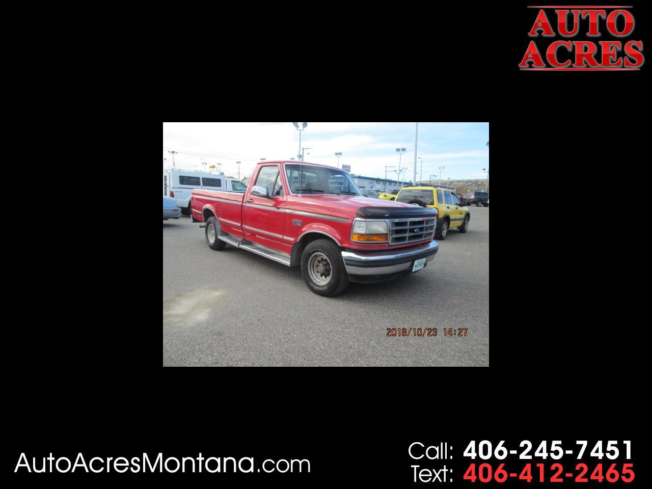 1993 Ford F-150 Flareside 117