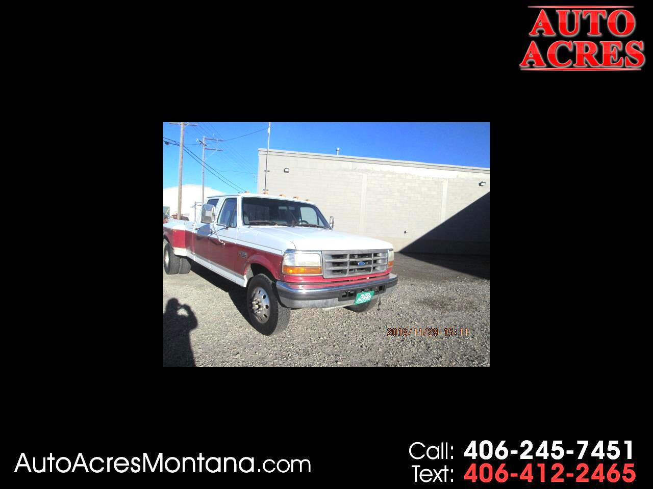 1994 Ford F-350 Crew Cab 4dr 168