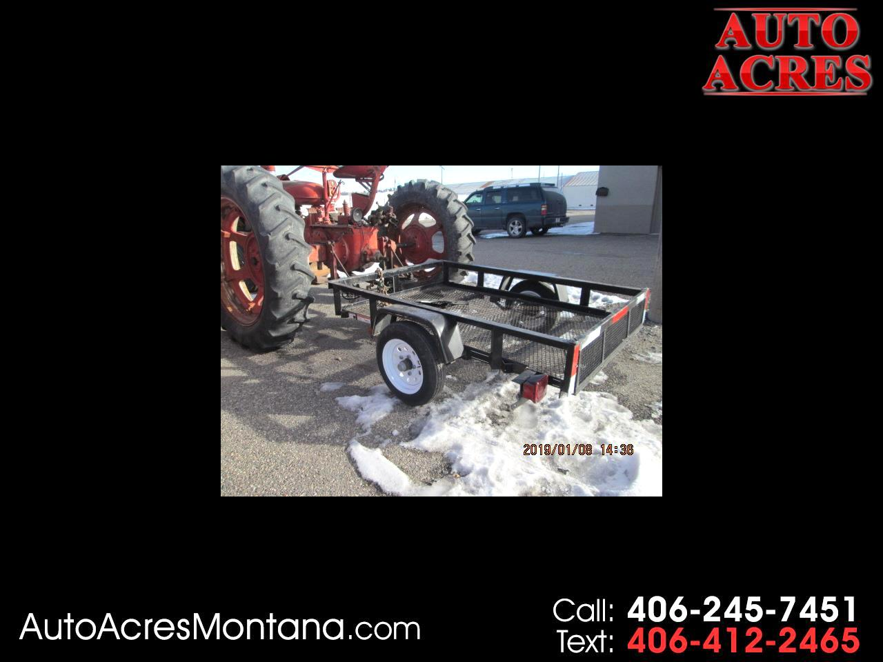 2007 Carry-On Utility Single Axle